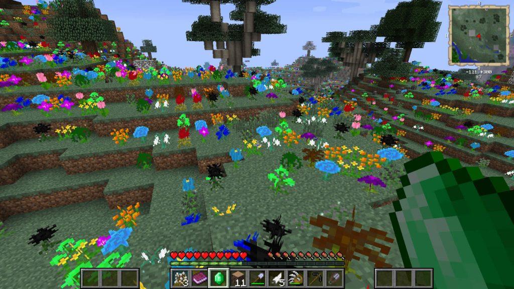 Botania Mod Screenshot