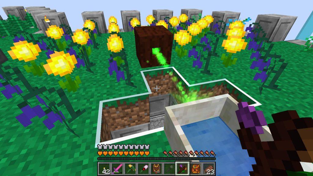 Botania Mod Screenshot 2