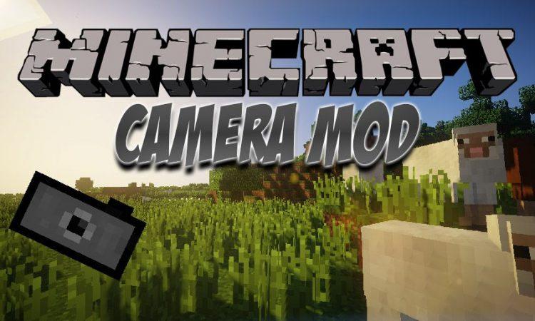 Camera Mod for Minecraft