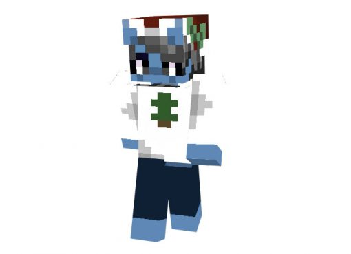 ChippedCup Skin | Minecraft Christmas Skins