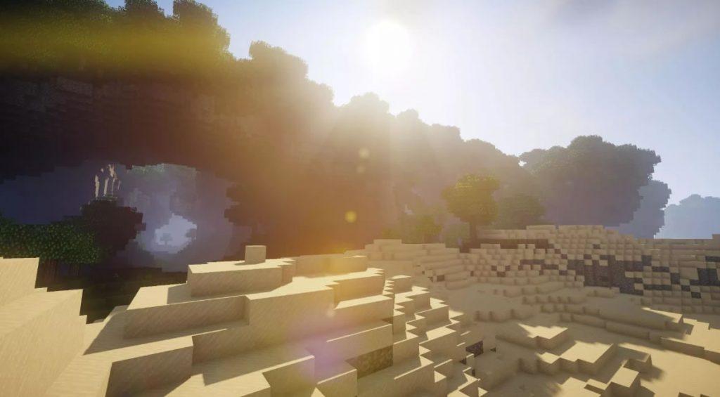 Chocapic13's Shaders Mod Screenshot 2