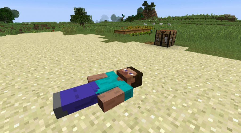 Corpse Mod Screenshot