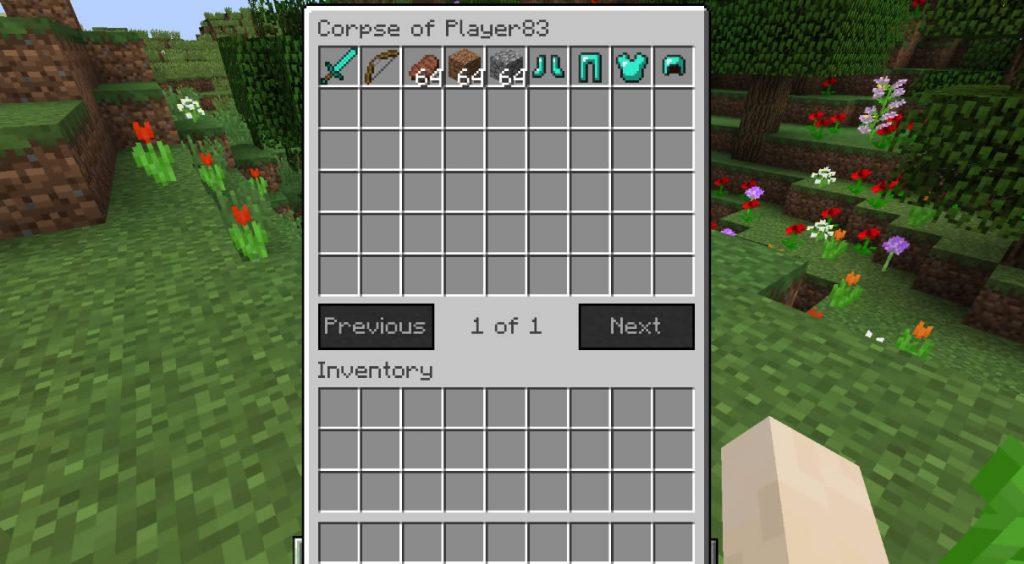 Corpse Mod Screenshot 3