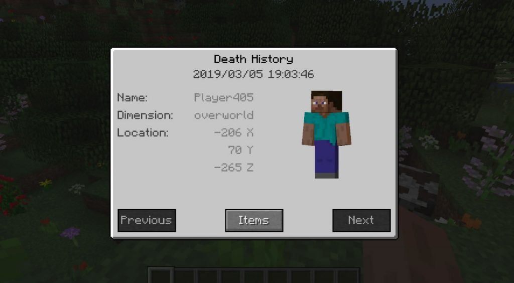 Corpse Mod Screenshot 4