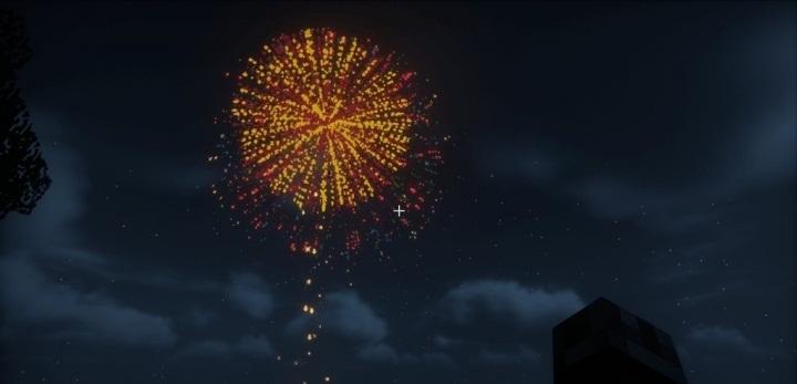 Creative Fireworks Mod Screenshot 2