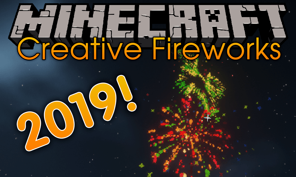 Creative Fireworks Mod