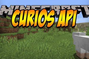 Curios API Mod