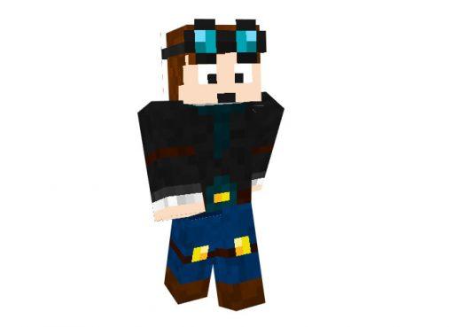 DanTDM Skin for Minecraft (Popular YouTuber)