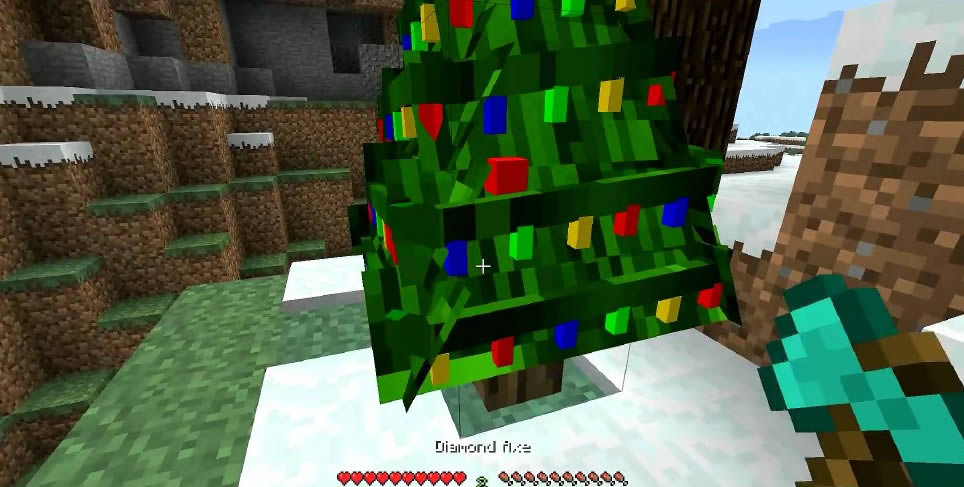 Decoratable Christmas Trees Mod Screenshot 2