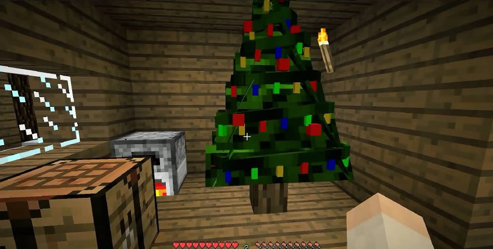 Decoratable Christmas Trees Mod Screenshot 3
