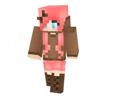 Domo Girl   Minecraft Skins for Girls
