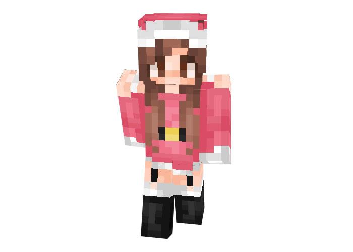 Elitekemps Skin   Minecraft Christmas Skins for Girl