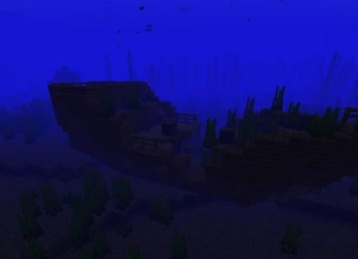 Five Sunken Ships Seed