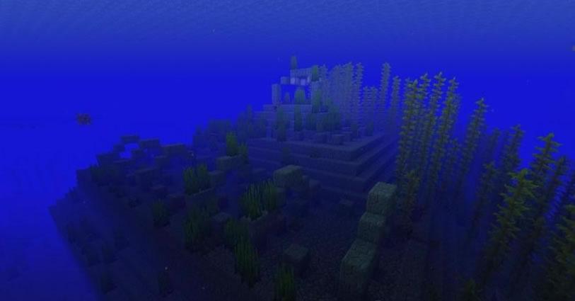 Five Sunken Ships Seed Screenshot