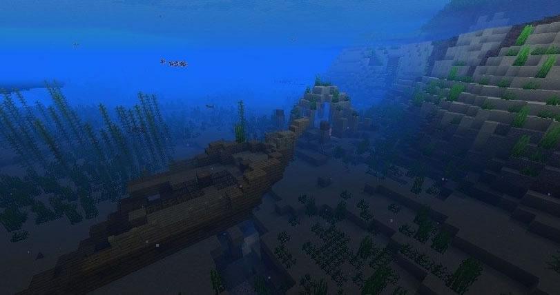 Flooded Mansion Seed Screenshot 2