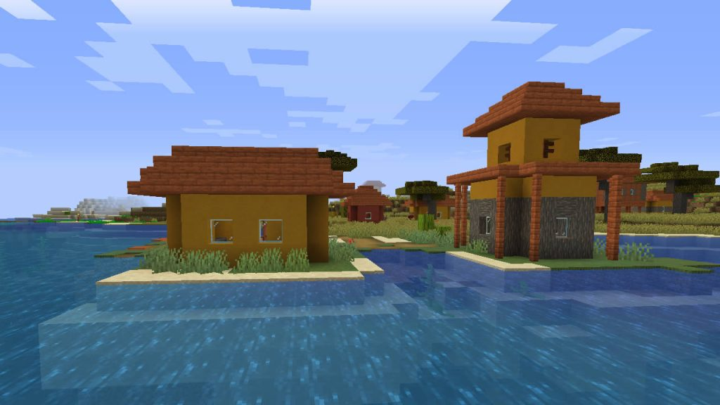 Flooded Mansion Seed Screenshot 4