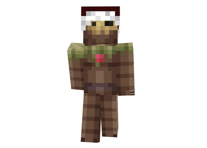 FoodsCloud | Christmas Minecraft Skin for Boy