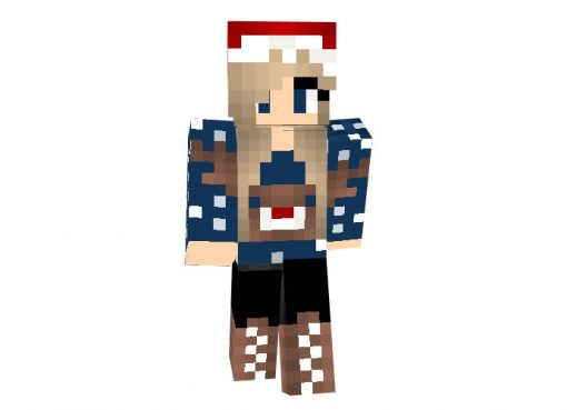 FreeWillie12 | Minecraft Christmas Skins Download