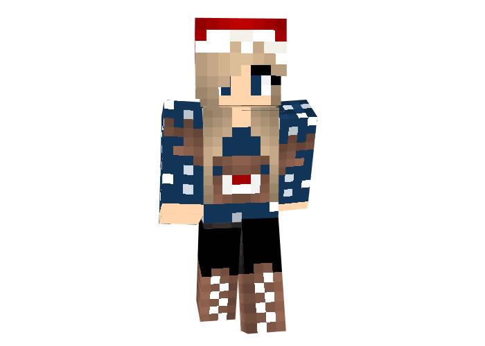 FreeWillie12   Minecraft Christmas Skins Download