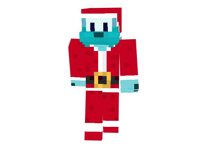 Ghoof Skin   Minecraft Christmas Skins