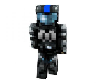 GotCamos ODST (Starship Troopers) | Minecraft Skins