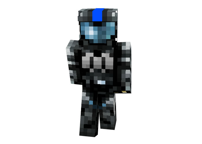 GotCamos ODST (Starship Troopers) | Minecraft Skins