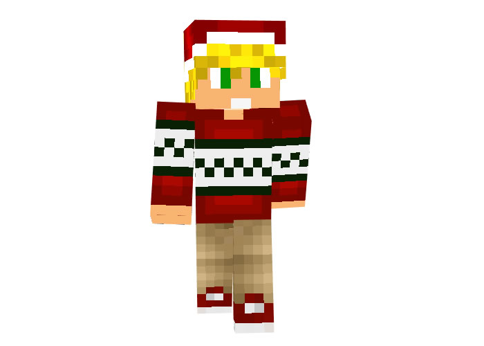 Indy375   Christmas Skins for Minecraft