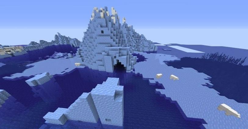Island Among The Icebergs Seed Screenshot 2