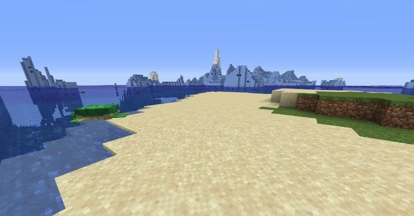 Island Among The Icebergs Seed Screenshot