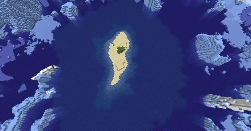 Island Among The Icebergs Seed