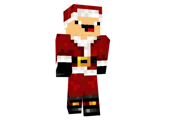 KimJoo_2996   Minecraft Christmas Skin