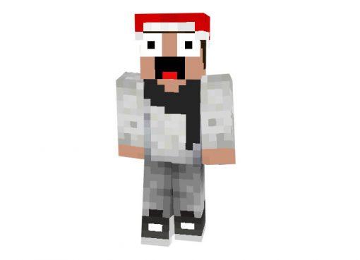LeafHD Minecraft Christmas Skin for Boy