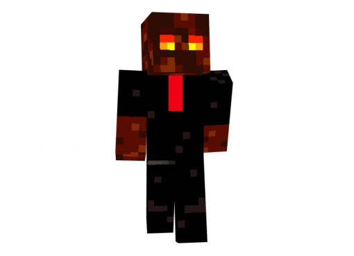 Magma Cube Fot a Job   Minecraft Mob Skins