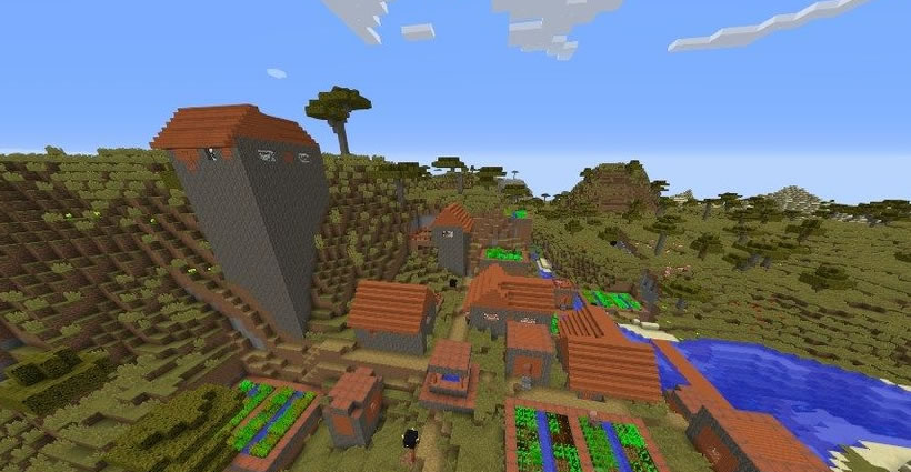 Many Villages Seed Screenshot 3