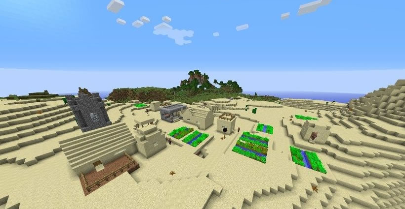 Many Villages Seed Screenshot