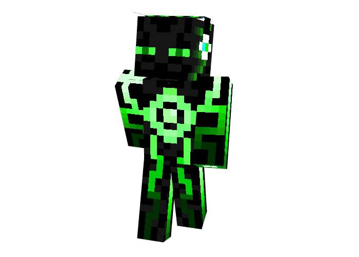 Max Grob Endie Skin | Minecraft Robots Skins