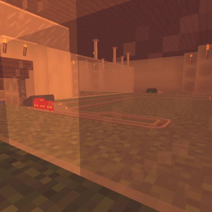 Model Trains Mod Screenshot