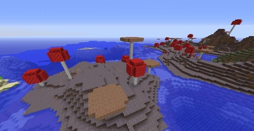 Mushroom Cows Seed Screenshot 2