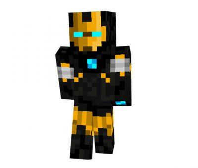 Obsidiana Iron Man 2 Skin