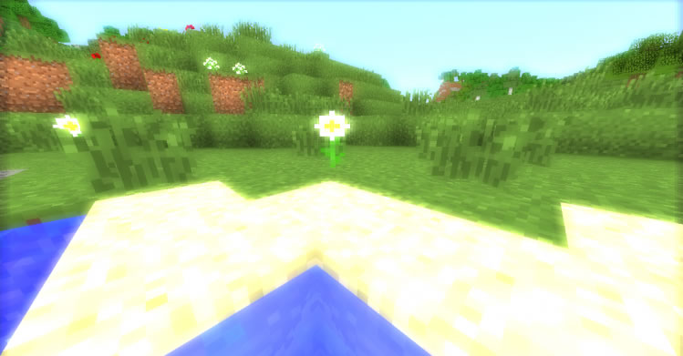 Only Bloom Shaders Mod Screenshot 2