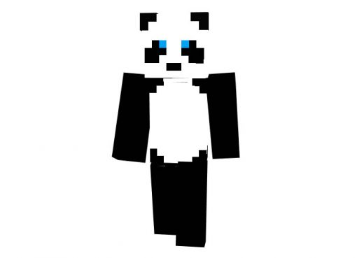 Panda Skin | Minecraft Animal Skins