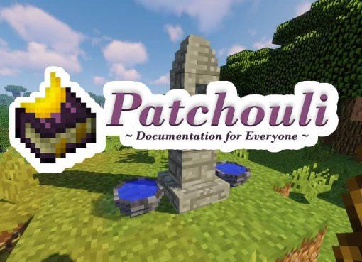 Patchouli Mod