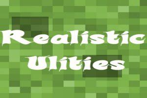 RealisticUlities Mod