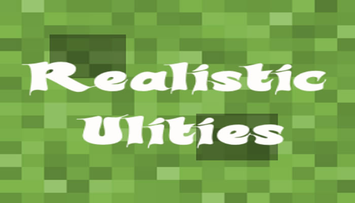 RealisticUlities Mod