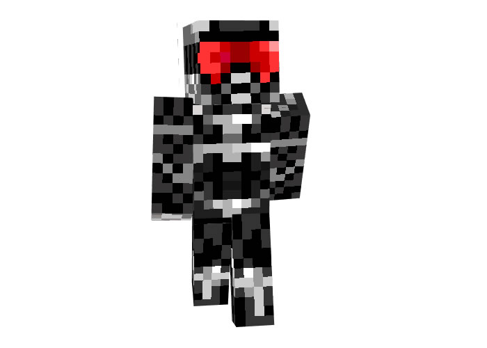 Robot Master Skin for Minecraft