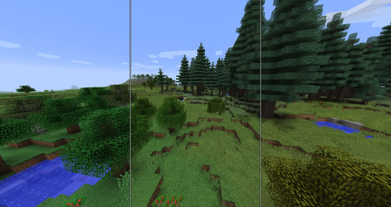 Serene Seasons Mod Screenshot 2