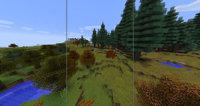 Serene Seasons Mod Screenshot 3