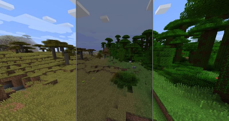 Serene Seasons Mod Screenshot 6