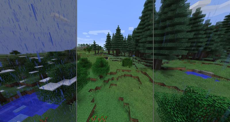 Serene Seasons Mod Screenshot