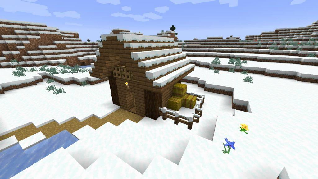Snow Real Magic Mod Screenshot